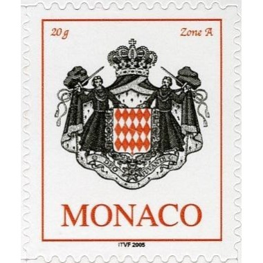 Monaco Neuf ** N° 2535