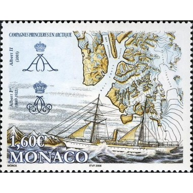 Monaco Neuf ** N° 2537