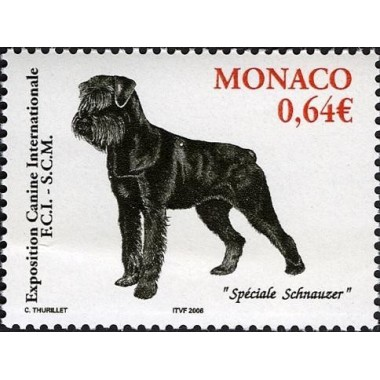 Monaco Neuf ** N° 2538
