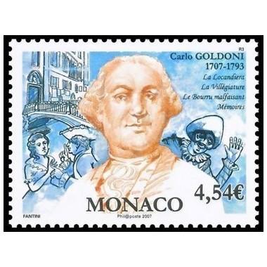 Monaco Neuf ** N° 2588