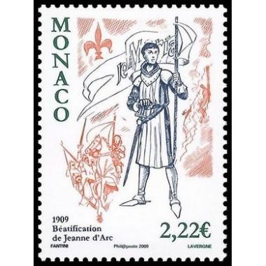 Monaco Neuf ** N° 2663