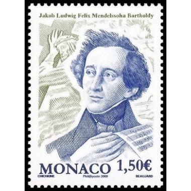 Monaco Neuf ** N° 2664