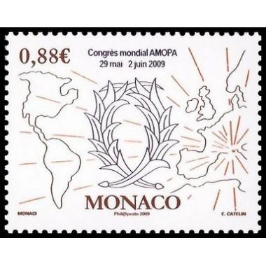 Monaco Neuf ** N° 2668