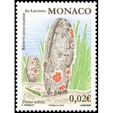 Monaco Neuf ** N° 2736