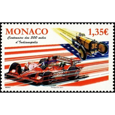 Monaco Neuf ** N° 2760
