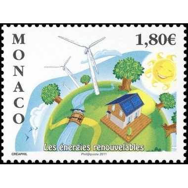 Monaco Neuf ** N° 2763