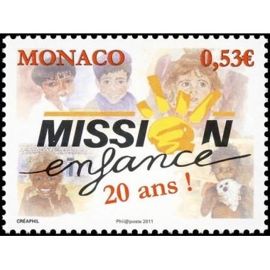 Monaco Neuf ** N° 2764
