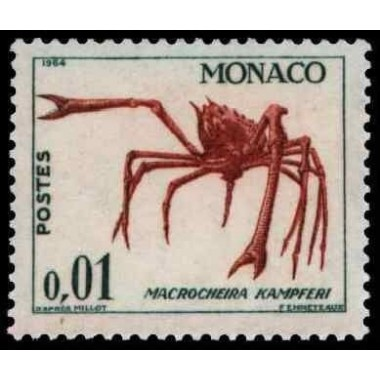 Monaco Obli N° 0537A