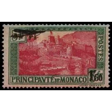 Monaco PA Neuf * N° 0001