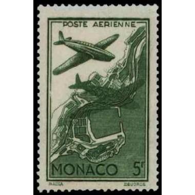 Monaco PA Neuf * N° 0002