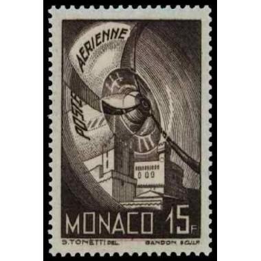 Monaco PA Neuf * N° 0004