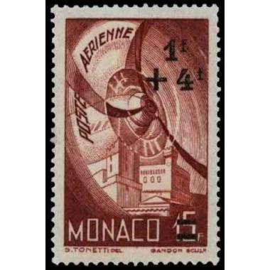 Monaco PA Neuf * N° 0009