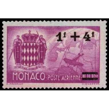 Monaco PA Neuf * N° 0012