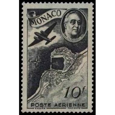 Monaco PA Neuf * N° 0020