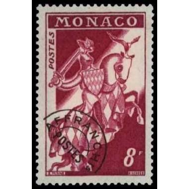 Monaco PR Neuf ** N° 0012A