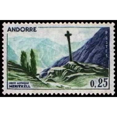 ANDORRE N ** N° 0158
