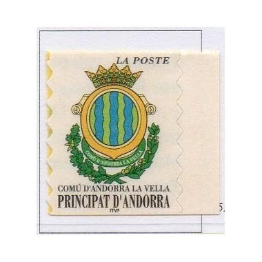 ANDORRE N ** N° 0528