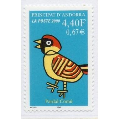 ANDORRE N ** N° 0533