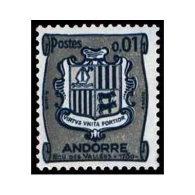 ANDORRE N* N° 0153A