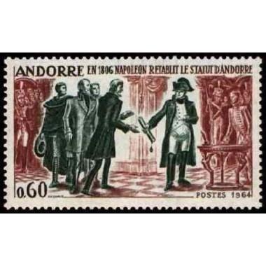 ANDORRE N* N° 0168