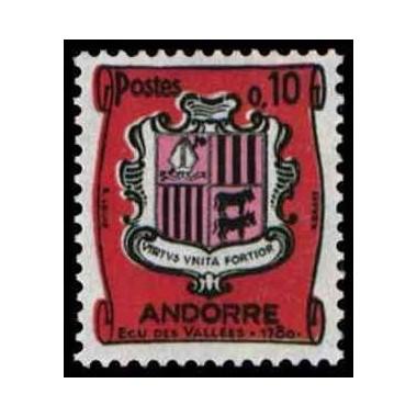 ANDORRE Obl N° 0155