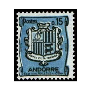 ANDORRE Obl N° 0156
