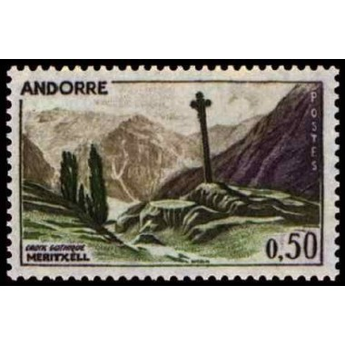 ANDORRE Obl N° 0161