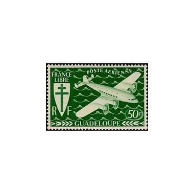 Guadeloupe PA N° 004 N *