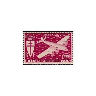Guadeloupe PA N° 005 N *
