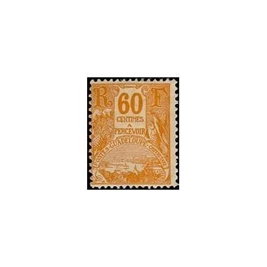 Guadeloupe TA N° 021 N **