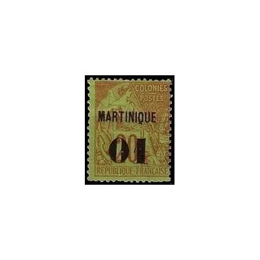 Martinique N° 003 N *