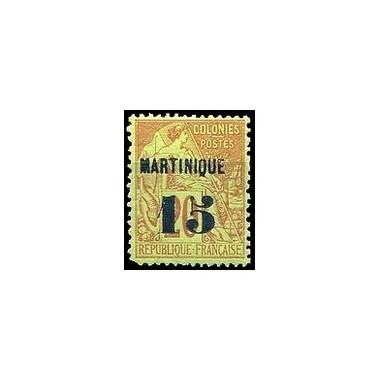 Martinique N° 005 N *