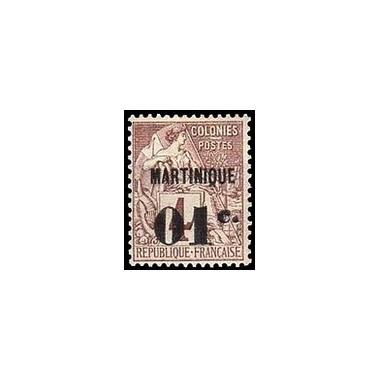 Martinique N° 008 N *