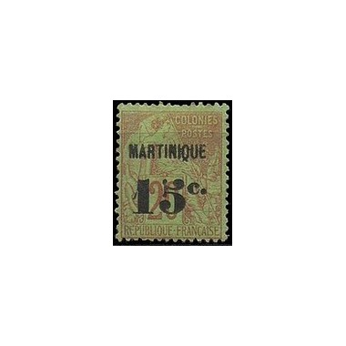 Martinique N° 016 N *