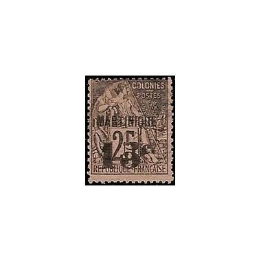 Martinique N° 017 N *