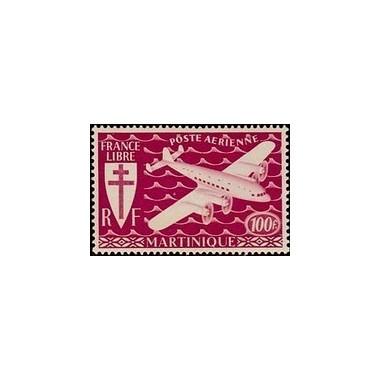 Martinique N° PA005 N **