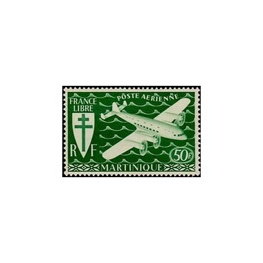 Martinique N° PA004 N *