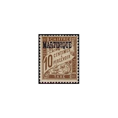 Martinique N° TA002 N *