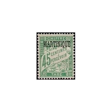 Martinique N° TA006 Obli