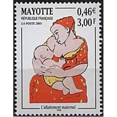 Mayotte N° 098 Neuf **