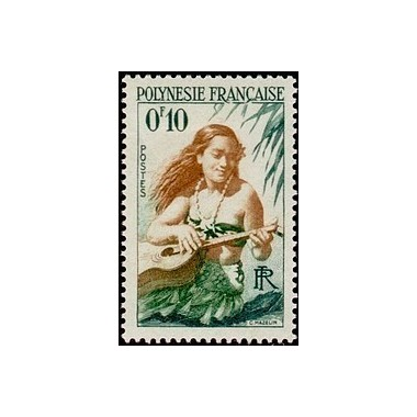 Polynesie N° 001 NC