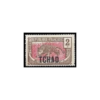 Tchad N° 002 N *