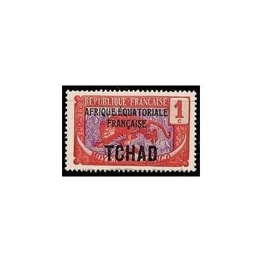 Tchad N° 019 N *