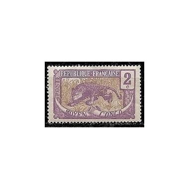 Congo N° 049 N *