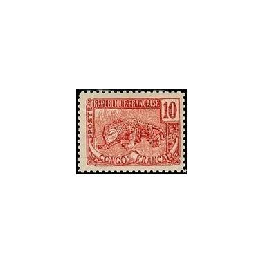 Congo N° 031 Obli