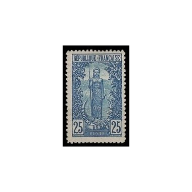 Congo N° 034 Obli