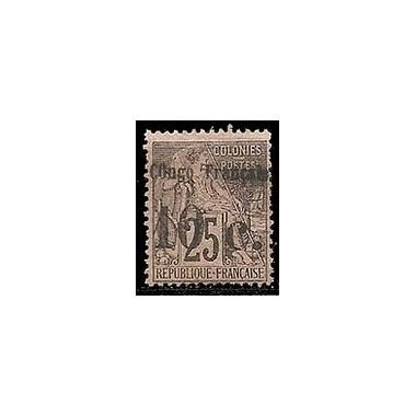 Congo N° 005 Obli