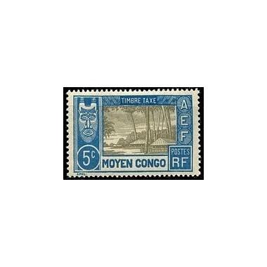 Congo N° TA 012 N *