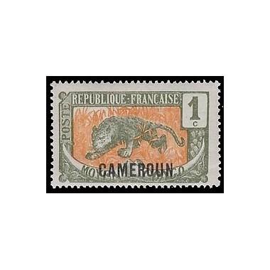 Cameroun N° 084 N **