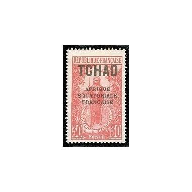 Tchad N° 027 N **